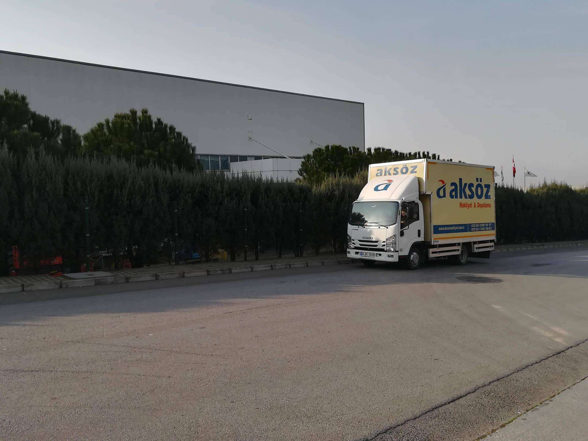 İstanbul Ev Taşıma Şirketi
