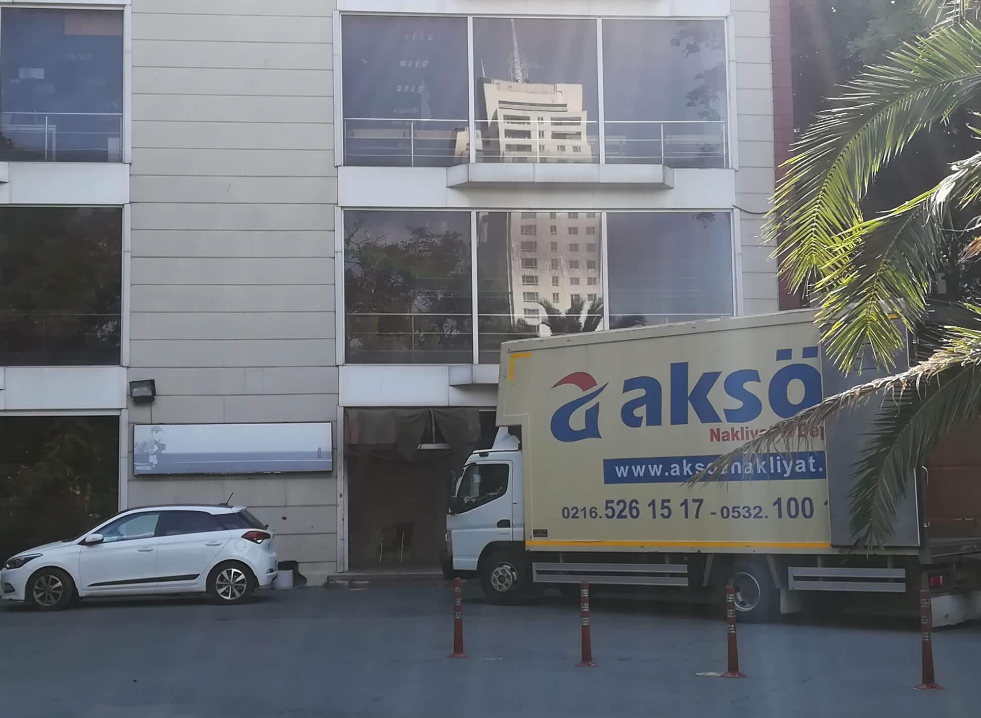 Şişli Ofis Taşıma